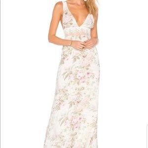 Majorelle Magnolia dress
